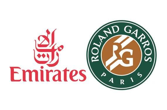 emirates nouveau sponsor officiel de roland garros laurent martinez conciergerie. Black Bedroom Furniture Sets. Home Design Ideas